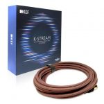 KEF K-Stream Cable Red