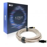 KEF K-Stream Cable White